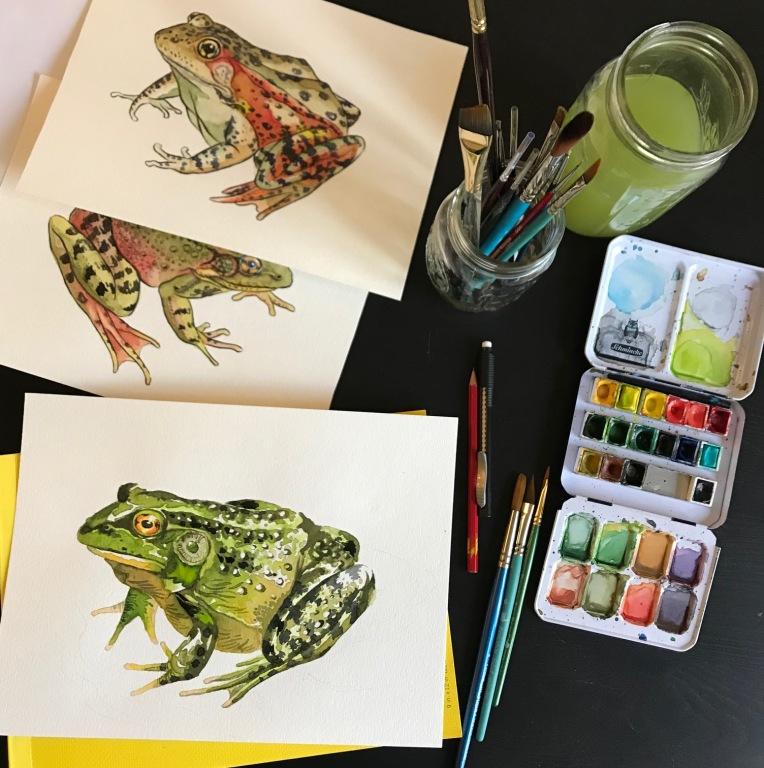 FrogFrogFrog